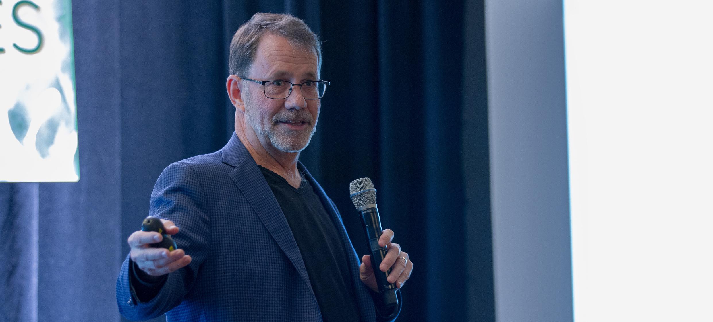 Rex Miller to Speak at WorkSpaces